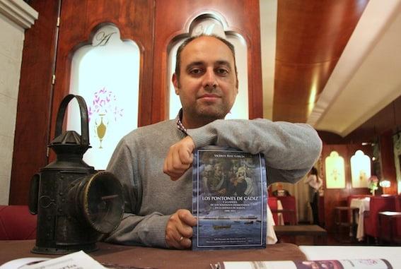 Vicente Ruiz revisa el durísimo cautiverio de los franceses derrotados en Bailén